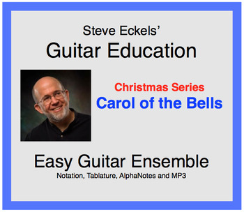 Carol of the Bells - Guitar Ensemble