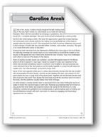 Caroline Arnold