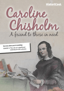 Caroline Chisholm Resource Bundle