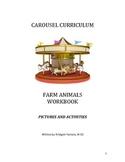 Carousel Curriculum Farm Animals Workbook