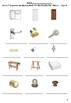Carpentry / Joinery Associated Vocabulary  for EAL /ESL /