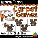 Carpet Games for FALL