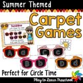 Carpet Games for SUMMER