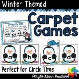 Carpet Games for WINTER