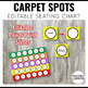 Carpet Spots Seating Charts