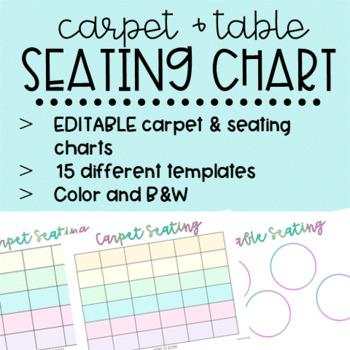 Table Seating Chart Template Microsoft Word from ecdn.teacherspayteachers.com