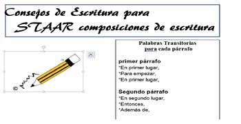 Carpeta de Recursos para el  Examen de STAAR