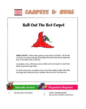 Carpets & Rugs Lesson