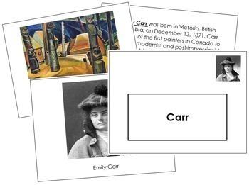 Carr (Emily) Art Book