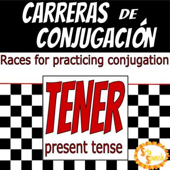 Carreras de Conjugación TENER Present Tense