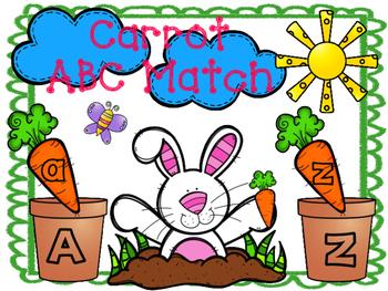 Carrot ABC Match