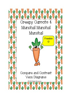 Freebie - Carrot Comparisons - Comparing texts