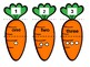 Carrot Count and Match Game