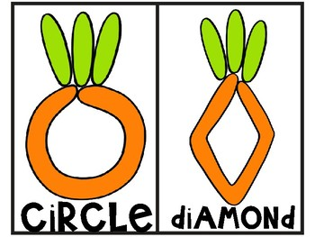 Carrot Playdough Cards