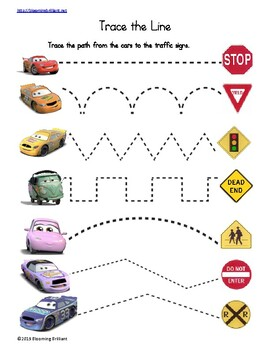 Cars Activity Pack