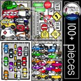 Cars Clipart MEGA Set