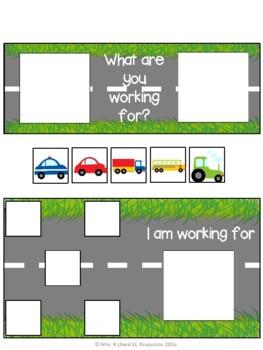 Transportation Token Boards