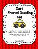 Cars Shared Reading Set