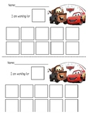 Cars Token Chart
