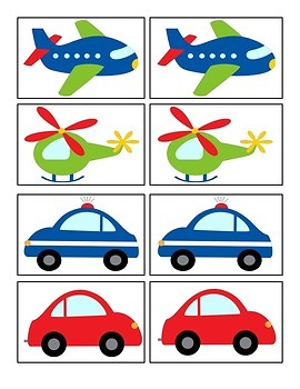 Transportation Language and Literacy Activities