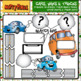 Vehicles Road and Traffic Elements - Clip Art