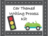 Cars Writing Process Kit
