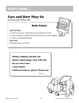 Cars and How They Go