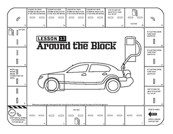 Cars and Trucks Lesson Plan