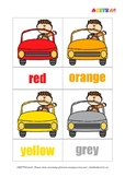 Cars and Colours