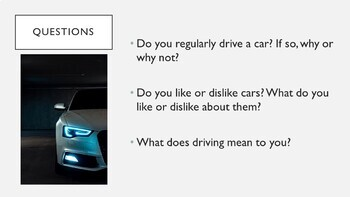 Cars lvl 7 (Distance Learning)