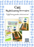 Cars - playful learning provocation