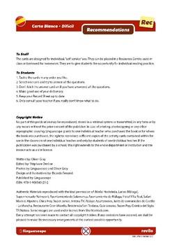 Carta Blanca 4 (Difícil)