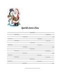 Carta a Santa Sp.
