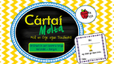 Cártaí Molta (as Gaeilge) // Cards of Praise (in Irish)