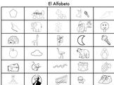Cartas del Alfabeto en Español