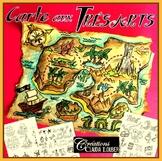 Carte aux trésArts - Trésor de pirate - Arts plastiques