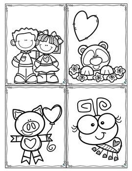 Carte de st-Valentin / Valentine's Day Cards