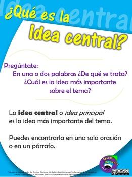 Cartel de Idea Central