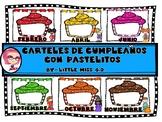 Carteles de Compleanos/Birthday Posters
