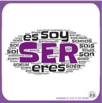 Spanish Irregular Verbs - 5+ Carteles: Los Verbos Irregulares - a Reference Tool
