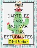 Carteles de motivacion CACTI theme