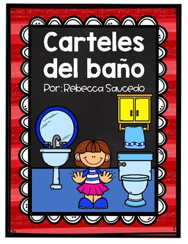 Carteles del Baño (Spanish Bathroom Signs)