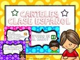 Carteles frases español & poster bienvenidos gratis / Spanish Posters