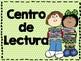 Carteles para Centros en español