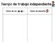 Carteles para la conducta (Bilingüe y Editable) / Bilingua