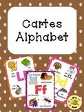 Cartes Alphabet