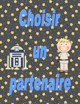 Cartes Galaxie: Choisir Un Partenaire
