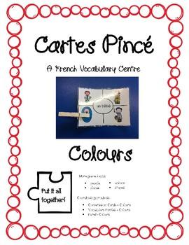 Cartes Pince - Shapes