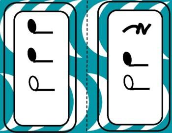 Cartes Rythmiques (3e-4e année)