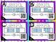 Cartes à Tâches CODES QR (Dizaines et unités) - 0 à 1000